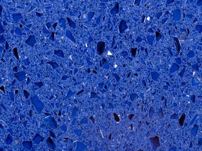 granite colors: blue