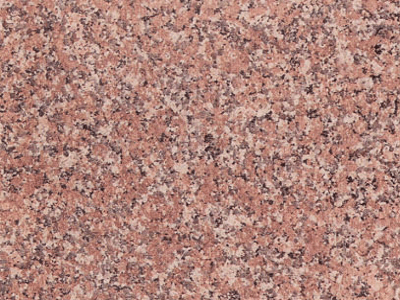 granite colors: pink